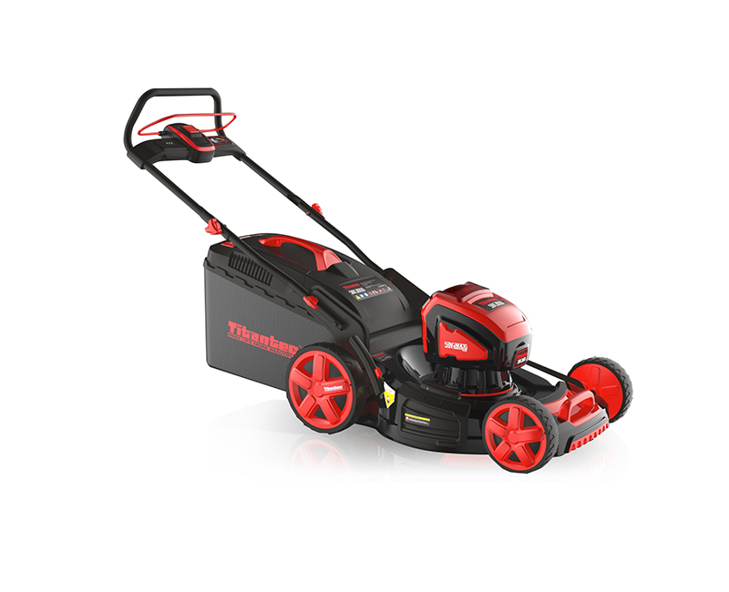 Multifunction 4 In 1 Lawn Mower TT-BLM6020S/6020P/6018S/6018P
