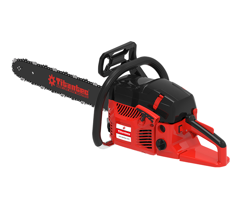 New design with CE in high quality 2 stroke gasoline chain saw TT-CS4500F/5200F/5800F